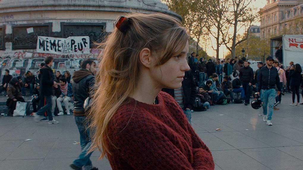 Noémie Schmidt est à l'affiche de Paris est à nous (2019)