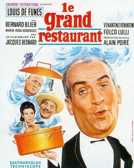 #10 - LE GRAND RESTAURANT (1966) : 3,5 sur 5