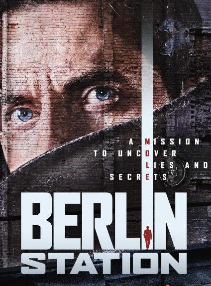 BERLIN STATION - Annulée