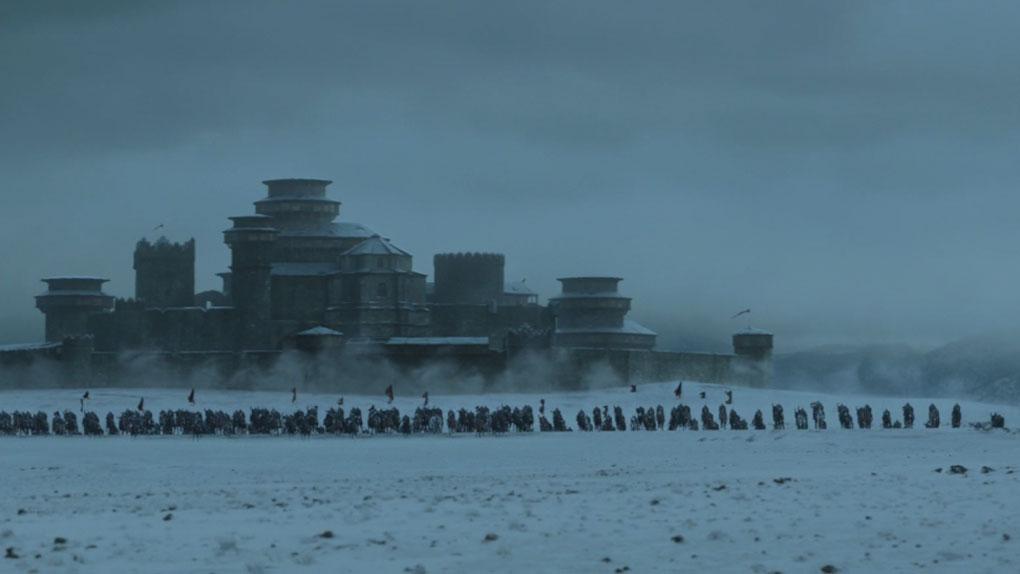 Winterfell appartient à la maison...