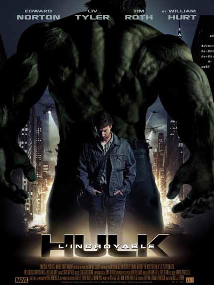 L'incroyable Hulk (2008) - 1h52