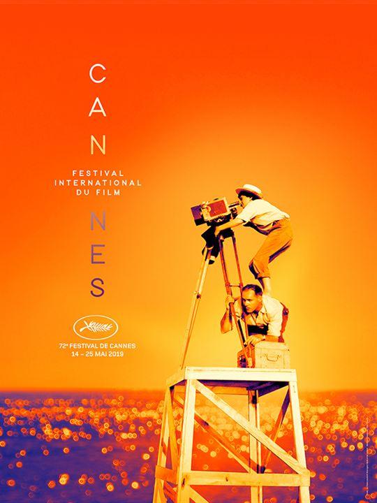 Affiche du Festival de Cannes 2019