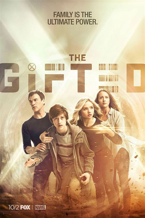THE GIFTED - annulée
