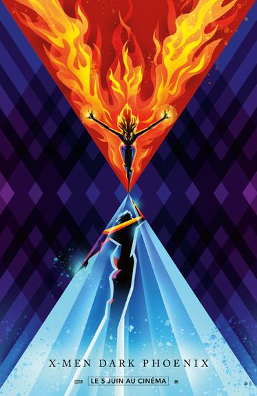 Jean Grey/Phoenix et Quicksilver
