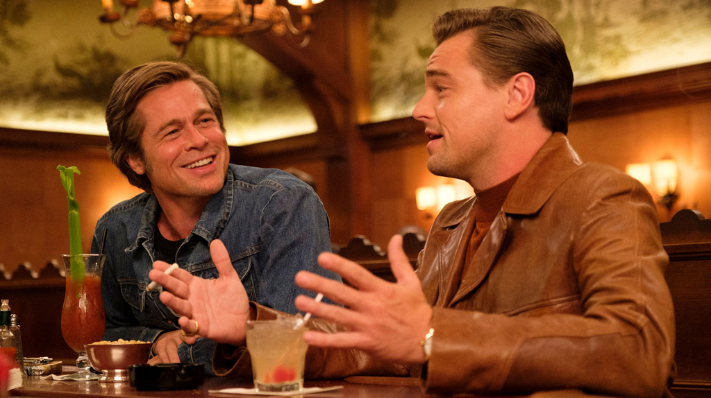 #8 ex-aequo - ONCE UPON A TIME... IN HOLLYWOOD : 16 contre 1