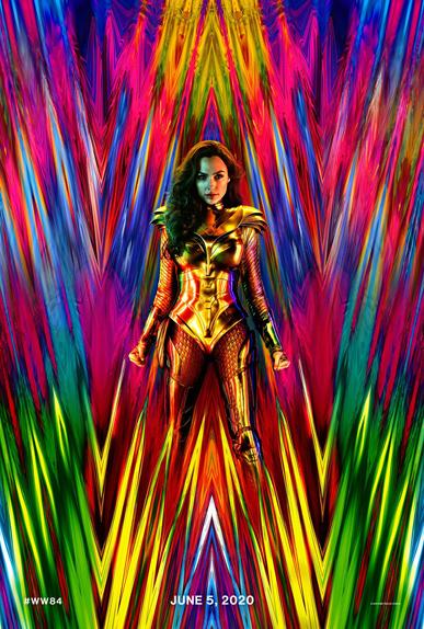 Wonder Woman 1984 avec Gal Gadot, Chris Pine, Kristen Wiig...