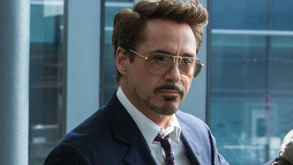 Les lunettes de Tony Stark