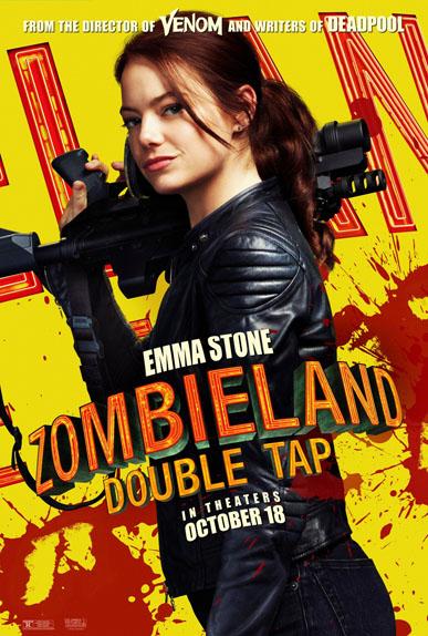 Retour à Zombieland avec Woody Harrelson, Jesse Eisenberg, Abigail Breslin...