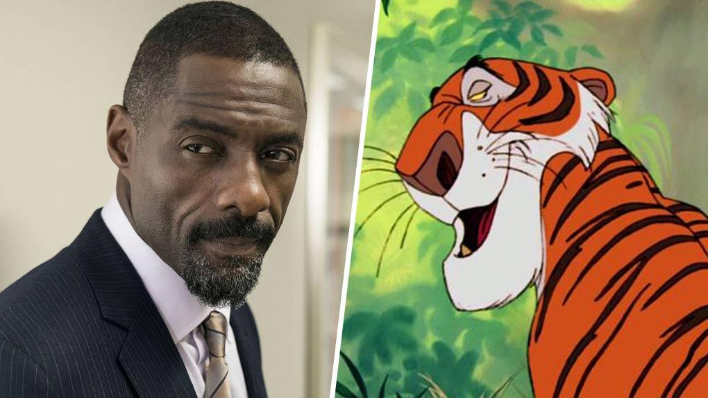 Idris Elba est... Shere Khan