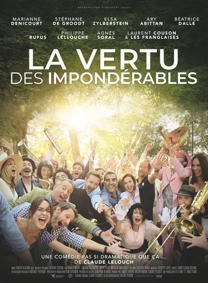 La vertu des impondérables avec Marianne Denicourt, Stéphane De Groodt, Elsa Zylberstein...