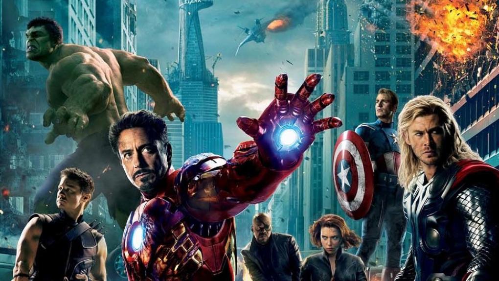 Les clins d'oeil dans Avengers