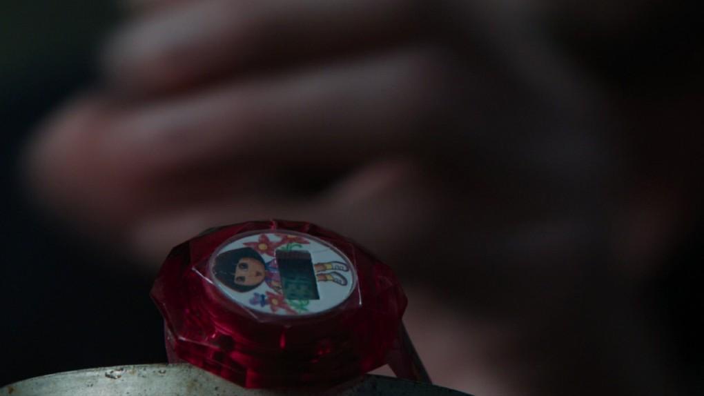 Dans quel film Marvel peut-on voir cette montre Dora L'Exploratrice ?