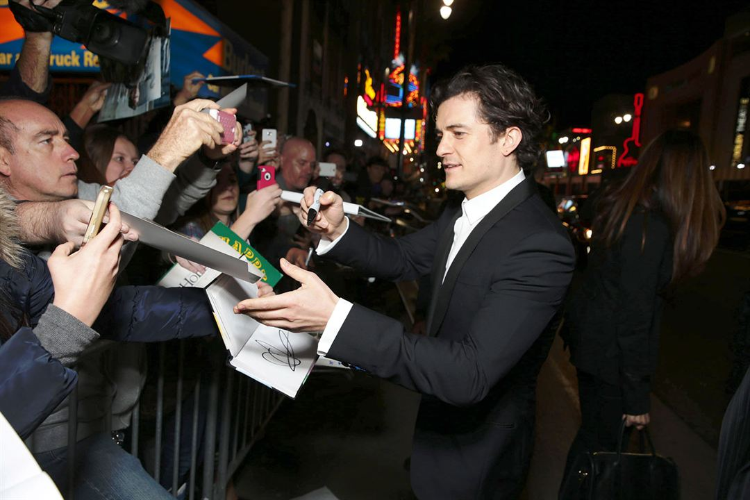 Le Hobbit : la Désolation de Smaug : Photo promotionnelle Orlando Bloom