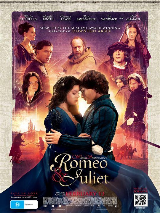 Roméo et Juliette : Affiche