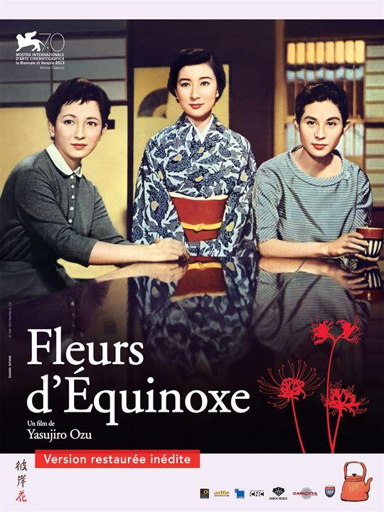 Fleurs d'équinoxe : Affiche