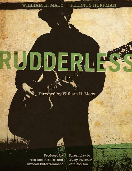 Rudderless : Affiche