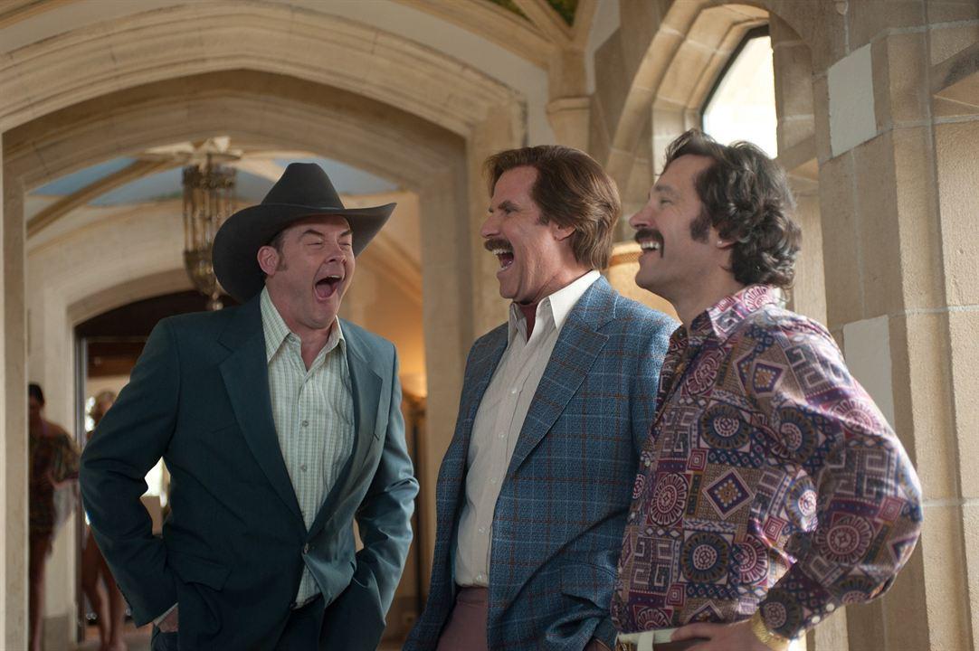 Légendes Vivantes : Photo David Koechner, Paul Rudd, Will Ferrell