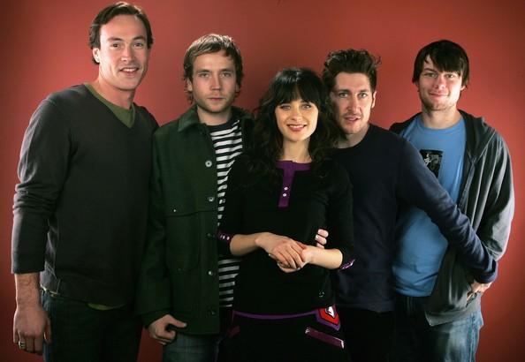 The Good Life : Photo Chris Klein, Mark Webber, Patrick Fugit, Stephen Berra, Zooey Deschanel