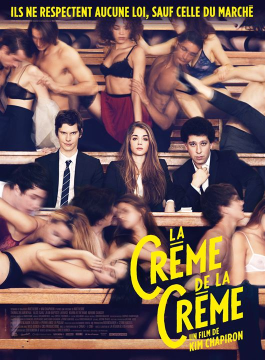 La Crème de la Crème : Affiche