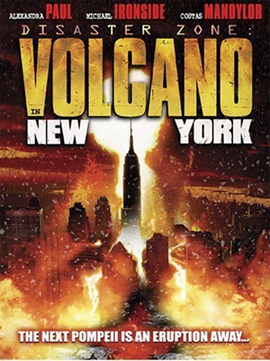 affiche du film new york volcano affiche 1 sur 1 allocin. Black Bedroom Furniture Sets. Home Design Ideas