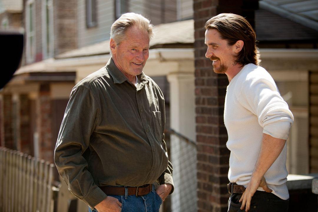Les Brasiers de la Colère : Photo Christian Bale, Sam Shepard