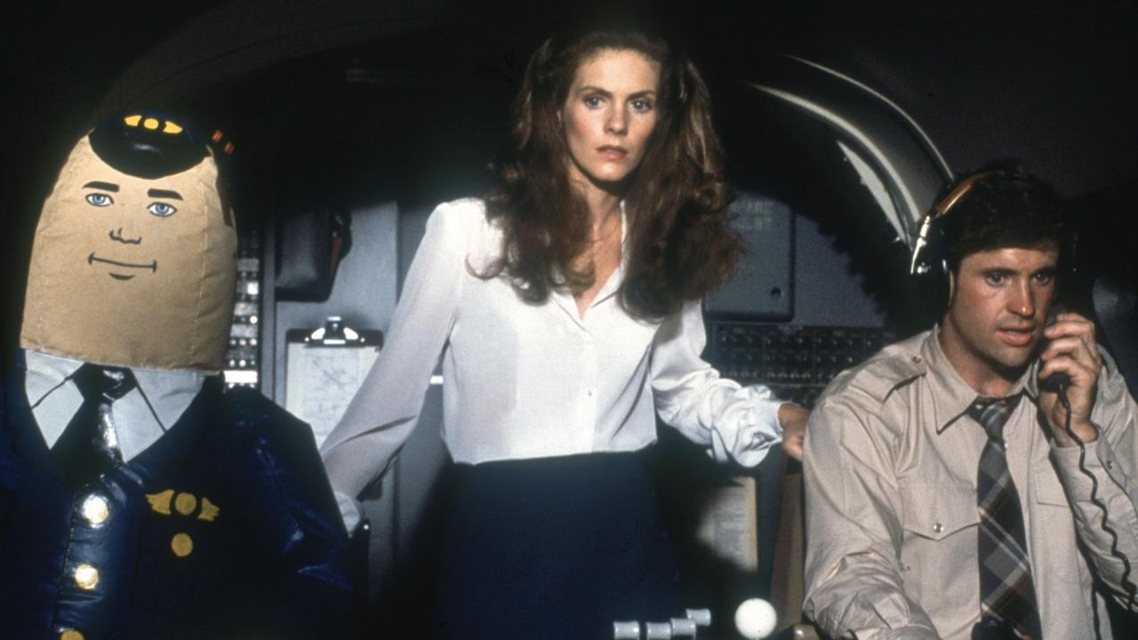 Y a-t-il un pilote dans l'avion ? : Photo