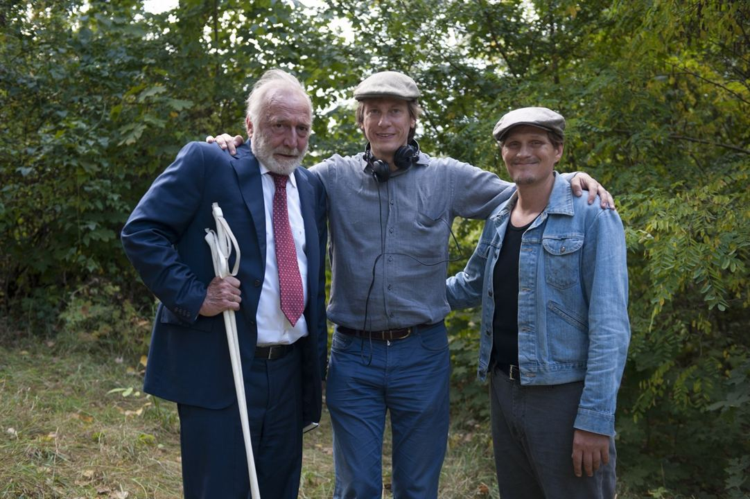 Photo André Wilms, Benjamin Heisenberg, Georg Friedrich