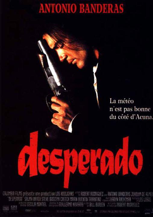 Desperado : Affiche