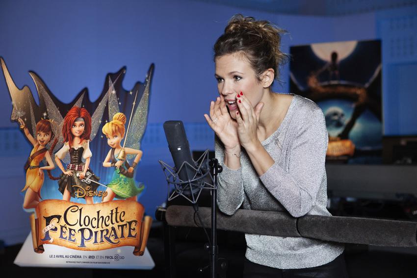 Clochette et la fée pirate : Photo promotionnelle Lorie Pester
