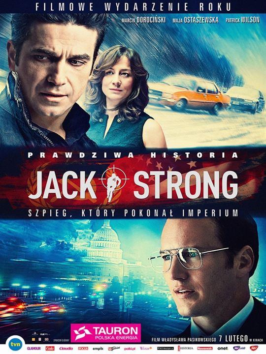 Jack Strong : Affiche