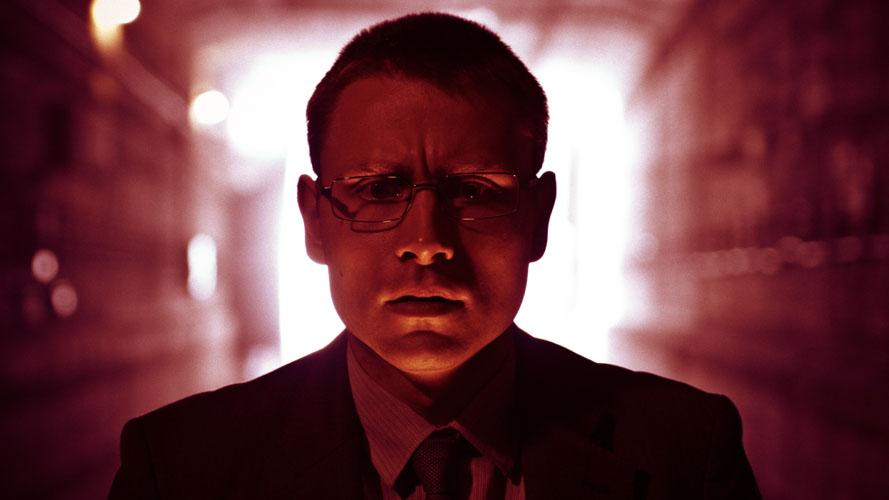 Der Zweite Mann : Photo Max Riemelt