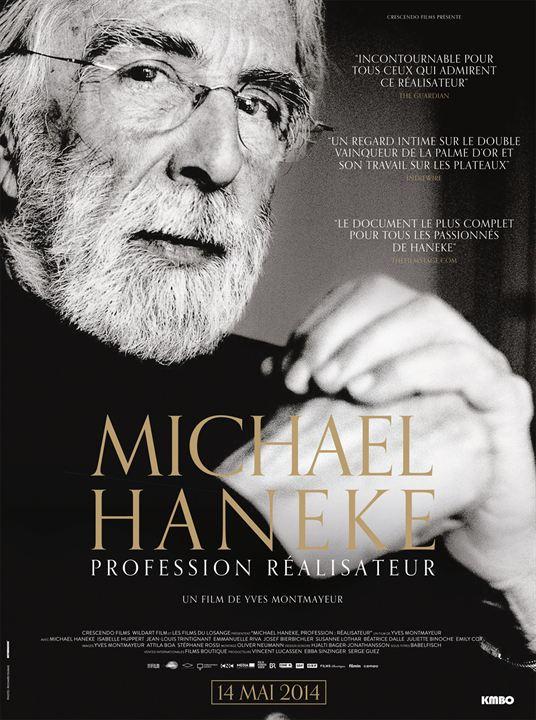 Michael Haneke : Profession réalisateur : Affiche