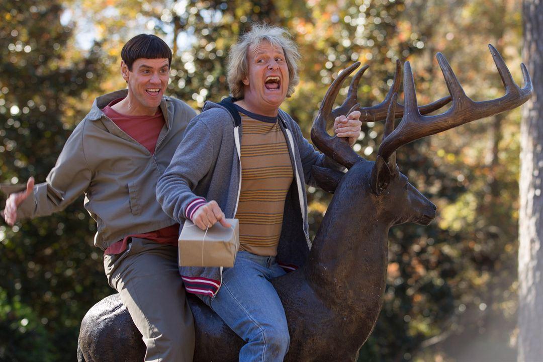 Dumb & Dumber De : Photo Jeff Daniels, Jim Carrey