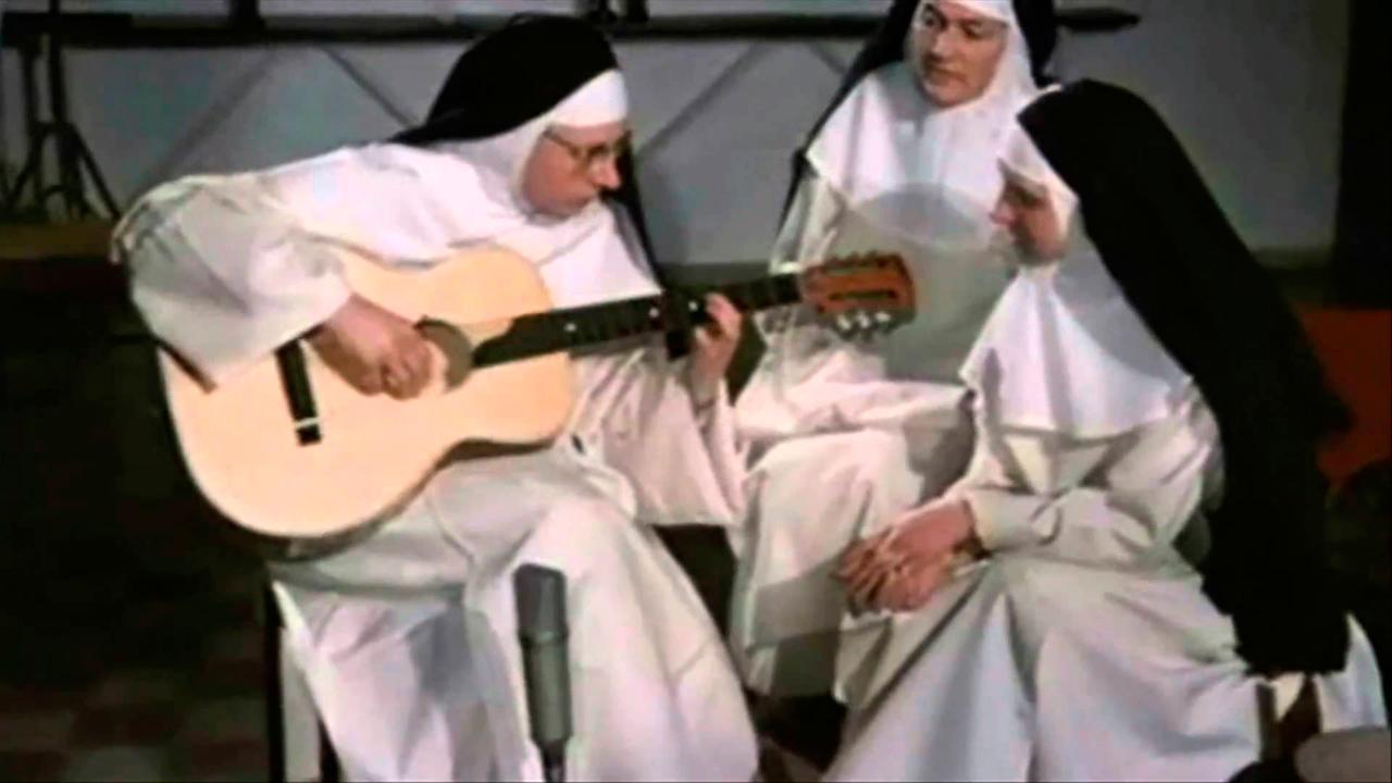 The Singing Nun : Photo
