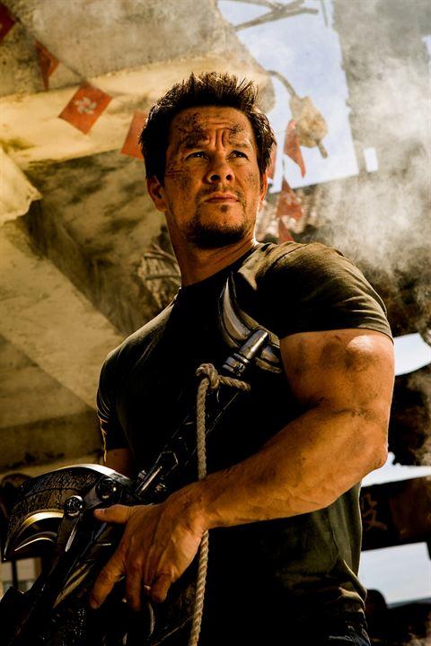 Transformers : l'âge de l'extinction : Photo Mark Wahlberg