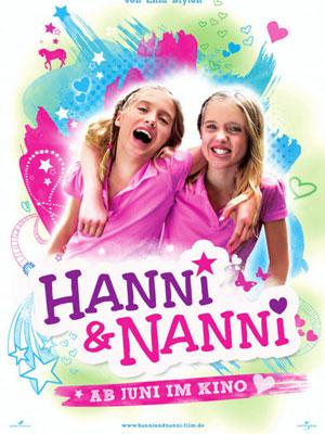 Hanni & Nanni : Affiche