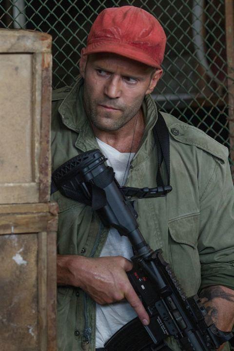 Expendables 3 : Photo Jason Statham