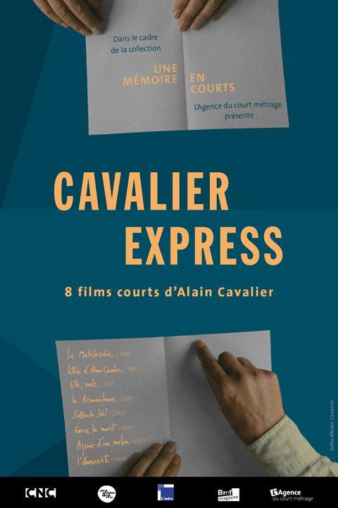 Cavalier Express : Affiche