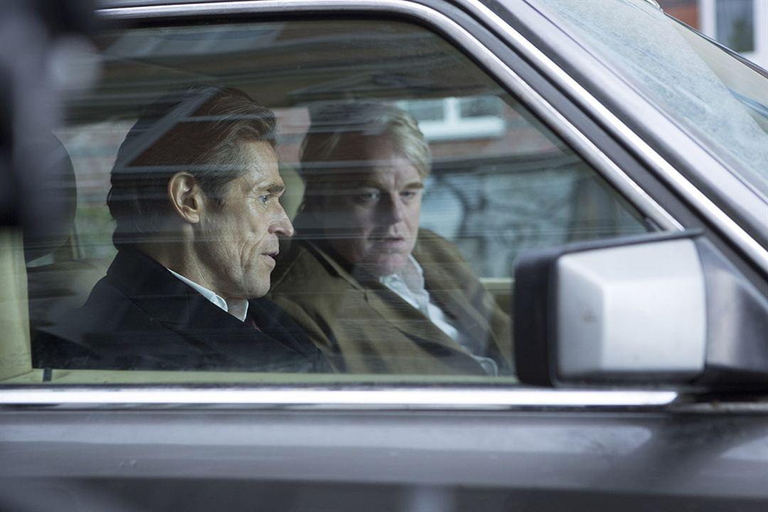 Un Homme très recherché : Photo Philip Seymour Hoffman, Willem Dafoe