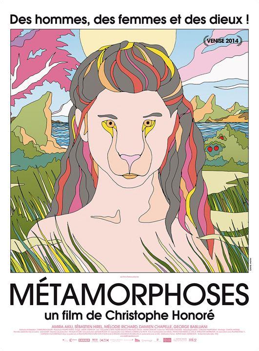 Métamorphoses : Affiche