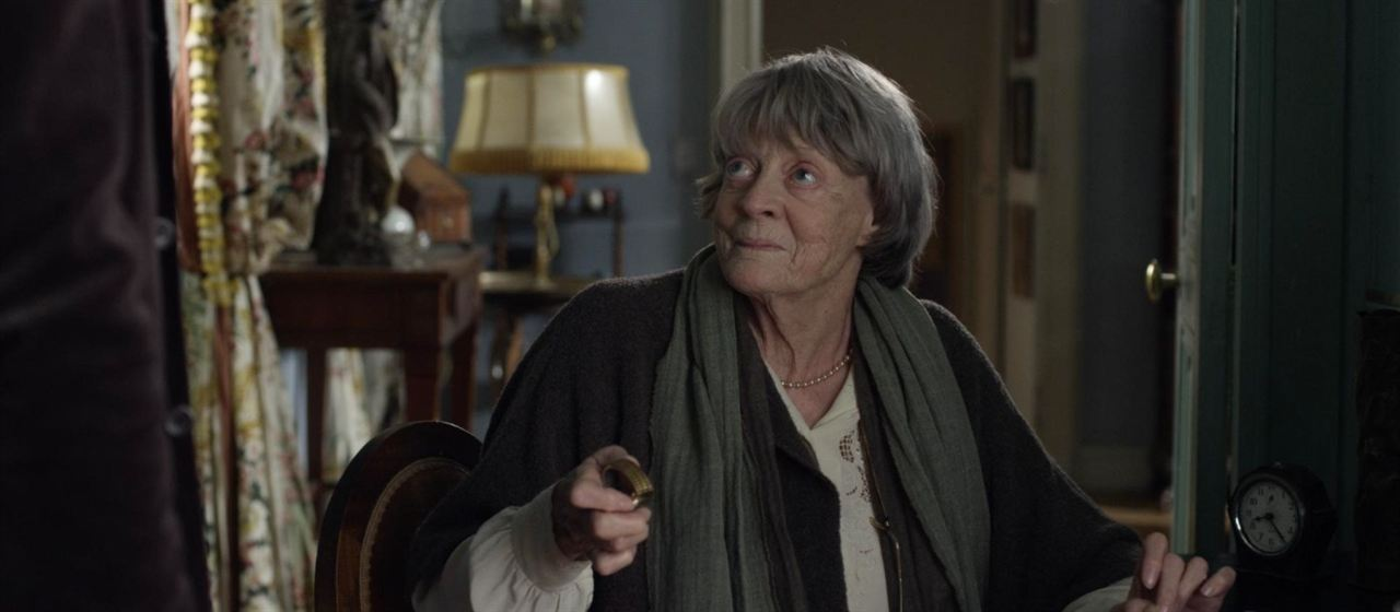 My Old Lady : Photo Maggie Smith