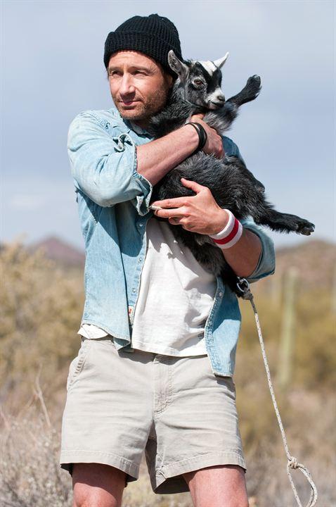 Goats : Photo David Duchovny