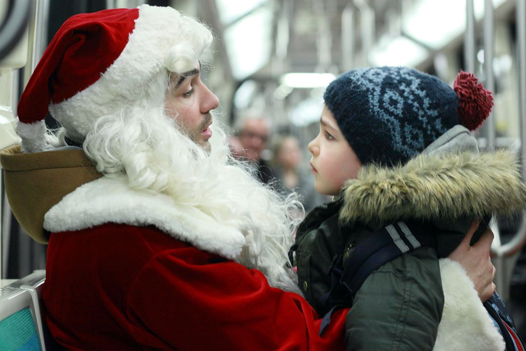Le Père Noël : Photo Tahar Rahim, Victor Cabal