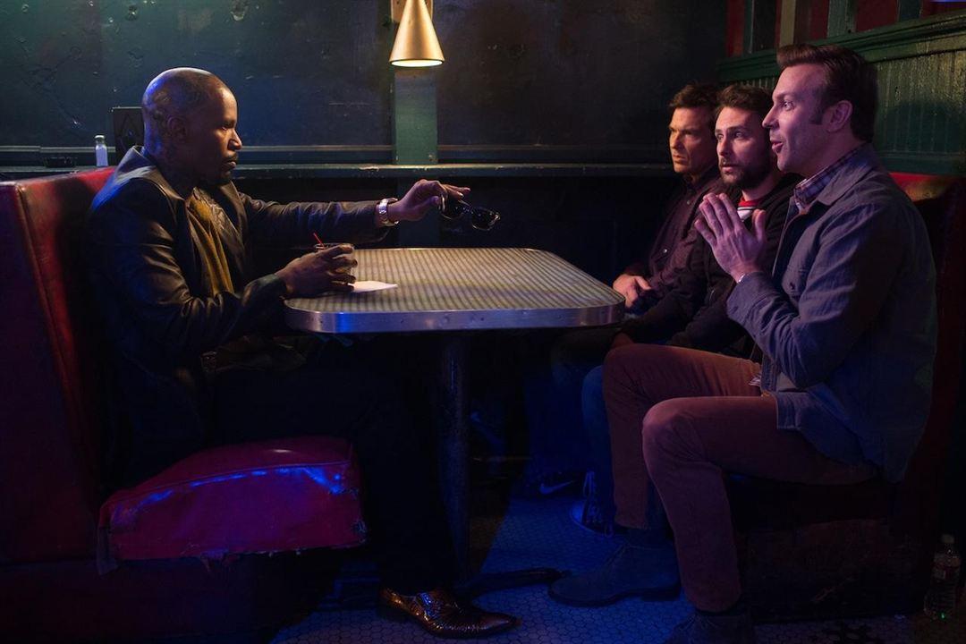 Comment tuer son boss 2 : Photo Charlie Day, Jamie Foxx, Jason Bateman, Jason Sudeikis