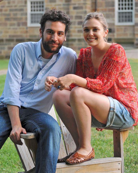 Love and other lessons : Photo Elizabeth Olsen, Josh Radnor