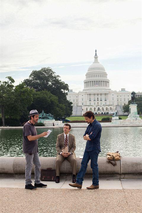 Secret d'état : Photo Jeremy Renner, Michael Cuesta, Michael Sheen