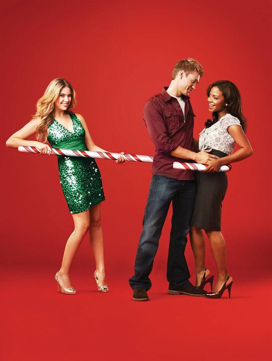 L'Ange des neiges : Photo Ashley Benson, Chad Michael Murray, Christina Milian