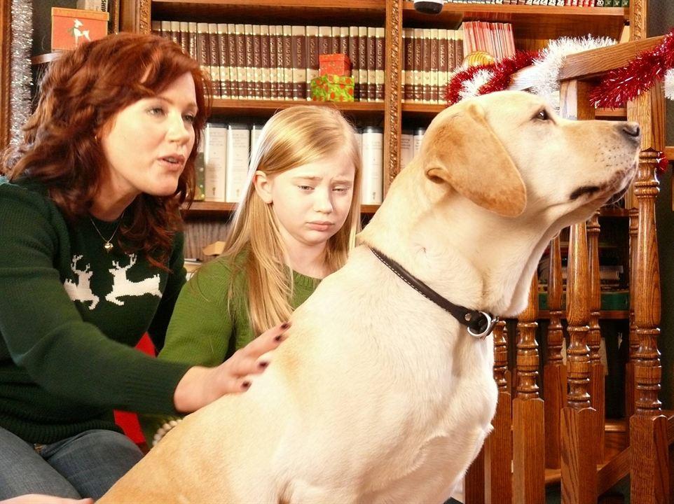 Le Chien qui a sauvé Noël : Photo Elisa Donovan, Sierra McCormick