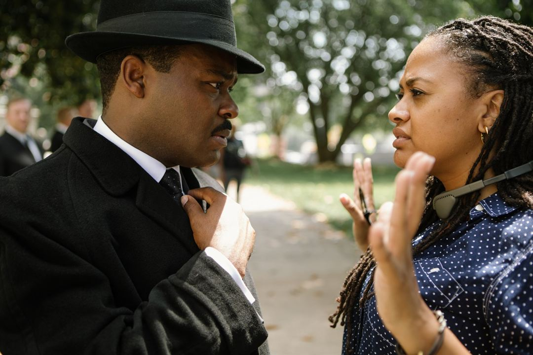 Selma : Photo Ava DuVernay, David Oyelowo
