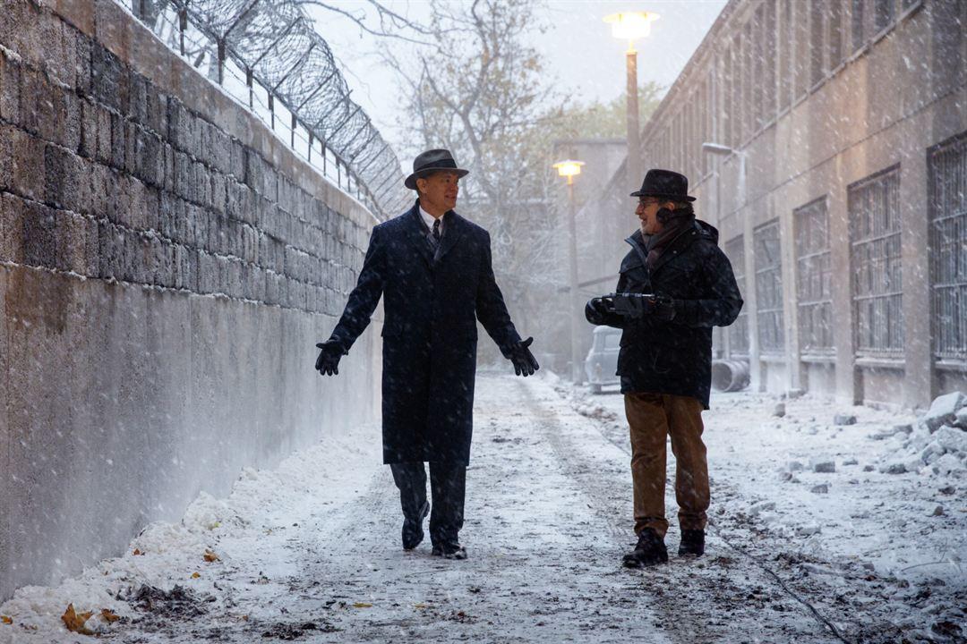Le Pont des Espions : Photo Steven Spielberg, Tom Hanks